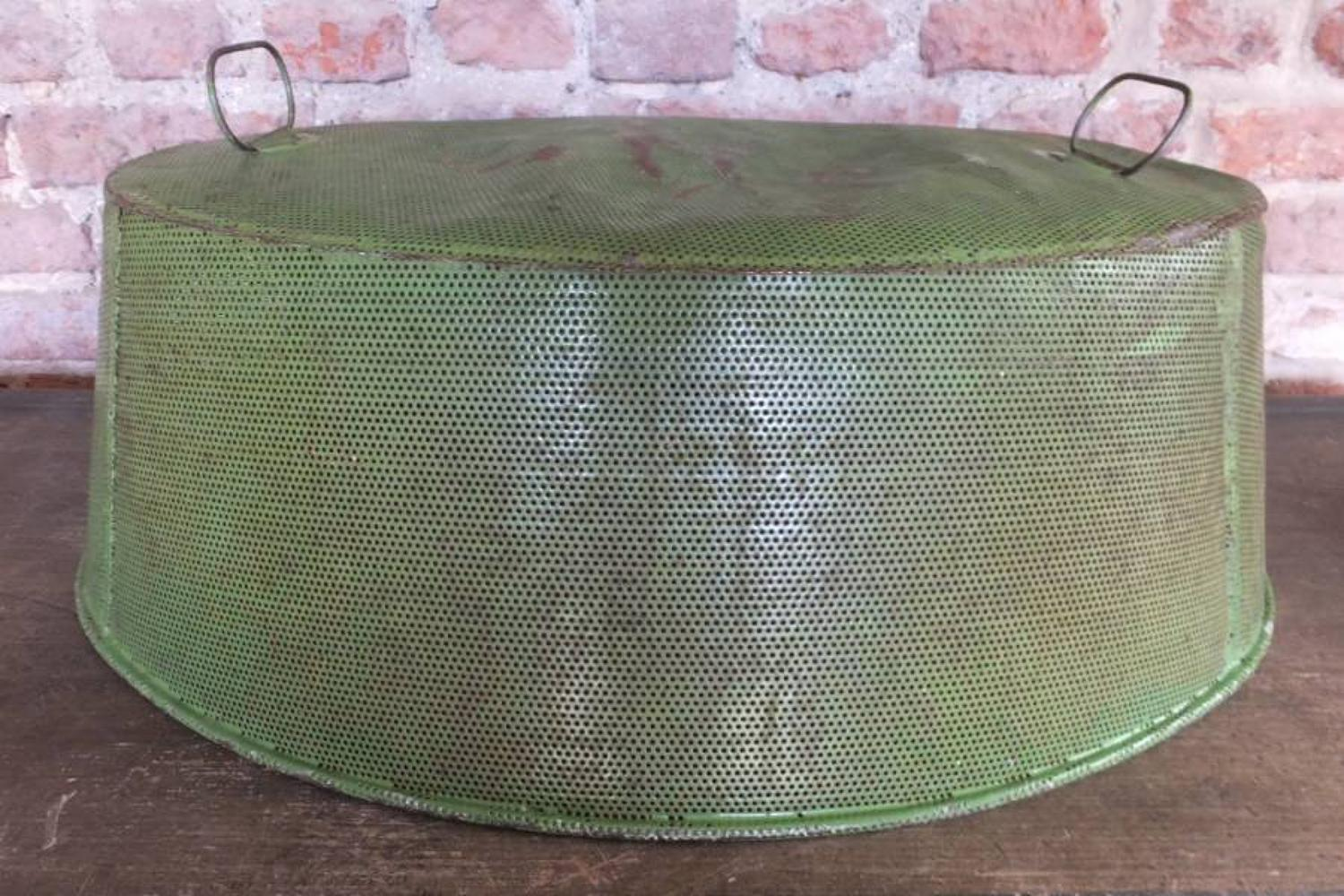 Huge Late Victorian Metal Country House Food Cover