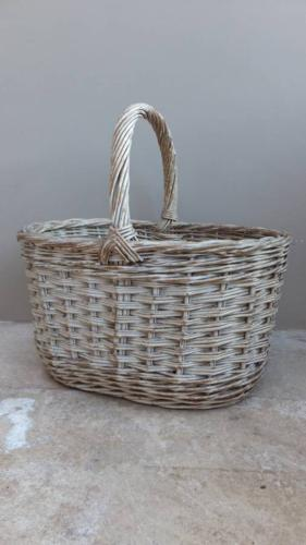 Early 20thC Basket with Original Paint