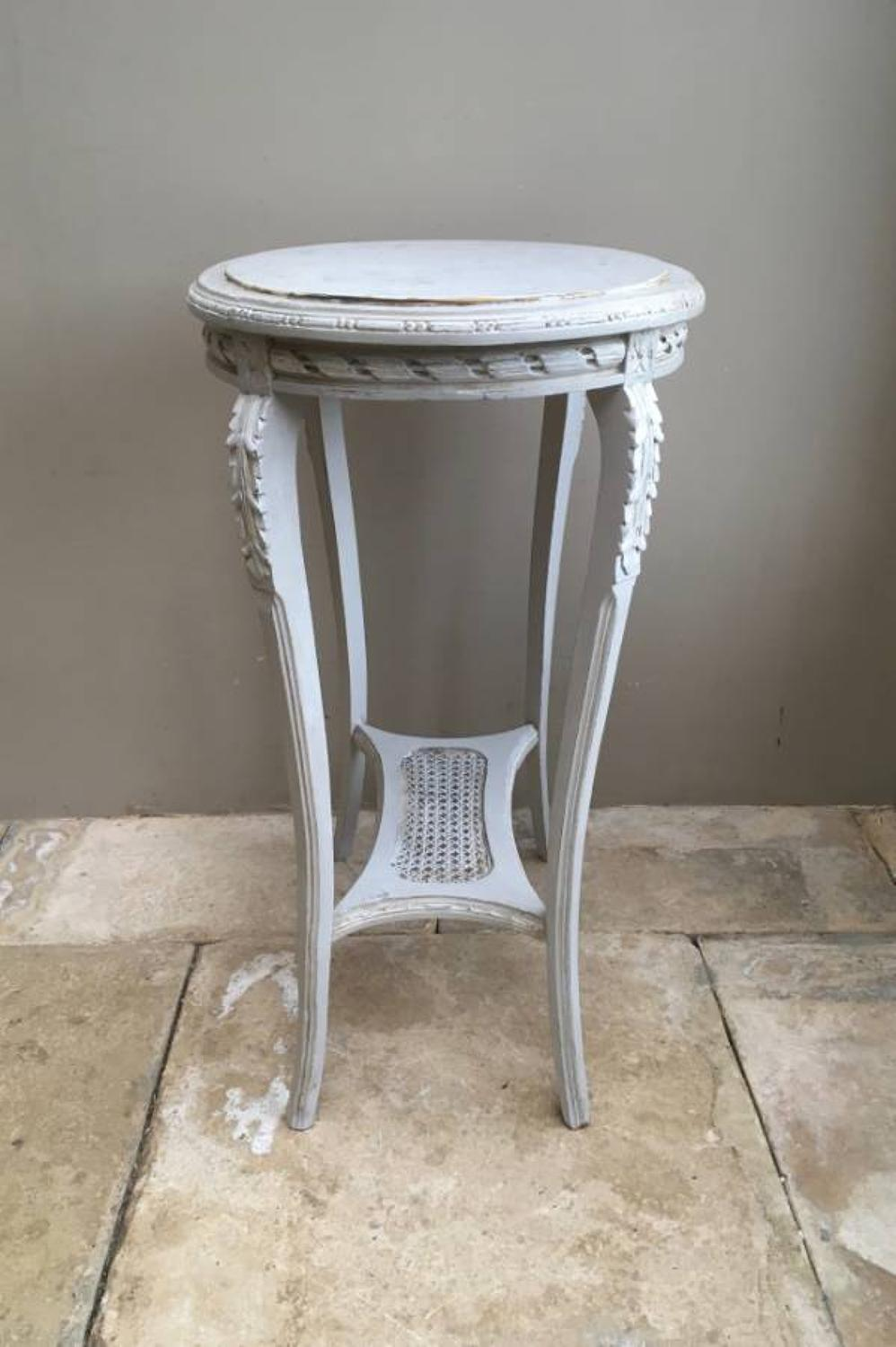 Victorian Marble Top Side Table In Furniture Amp Miscellaneous
