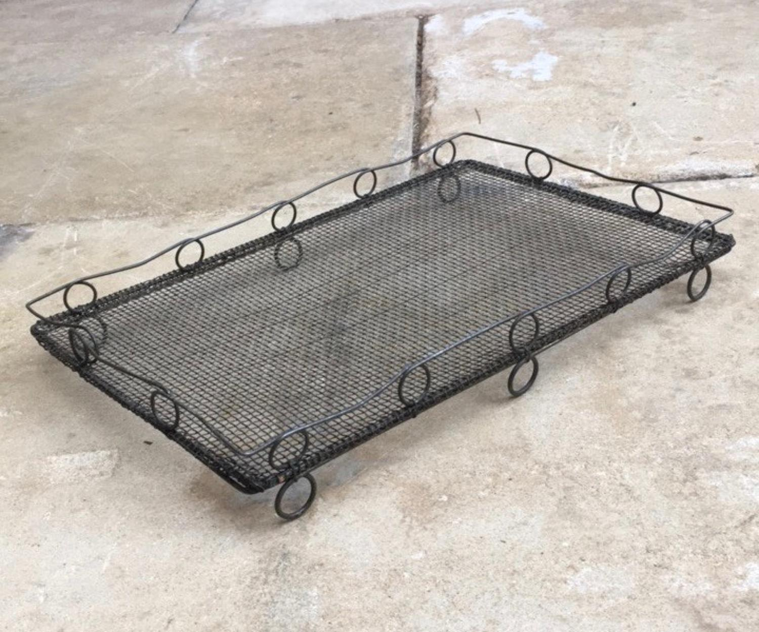 Early 20th Century Wire Work Cake Cooling Rack