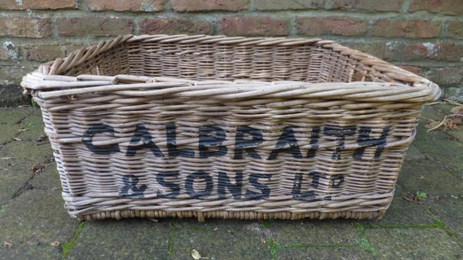 Bakers Basket - Calbraith & Sons Ltd - Hovis