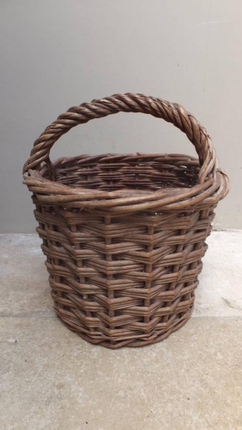 Early 20th Century Berry Basket