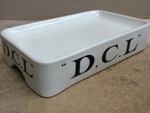 Rare Edwardian Grocers Slab - DCL Yeast