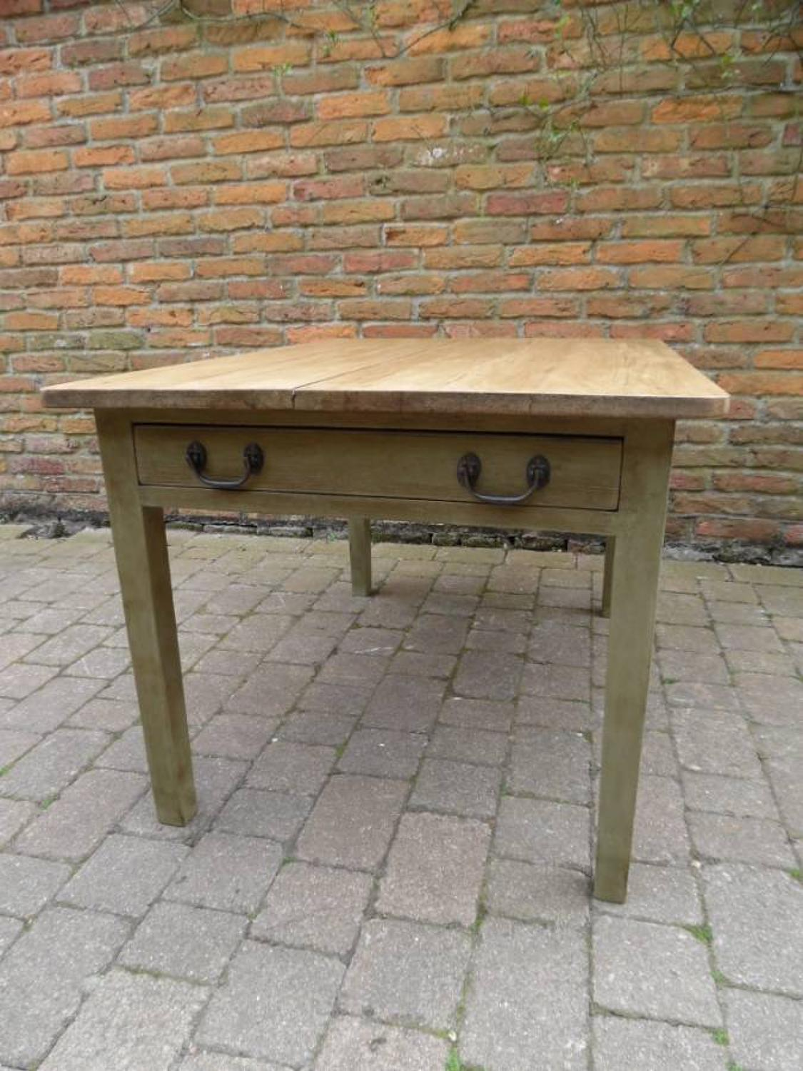 Victorian Pine Table - To Seat Six