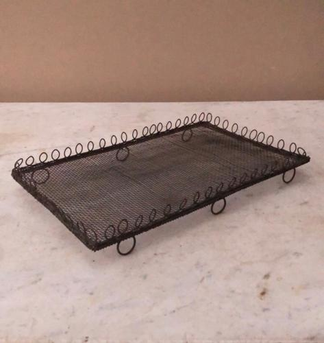 Victorian Wire Work Loop Top Cake Cooling Rack