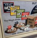 1940s Advert - Buy National Mark Eggs. Ministry of Agriculture & Fishe - picture 4