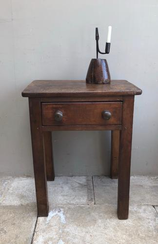 Victorian Pine & Elm Press Table