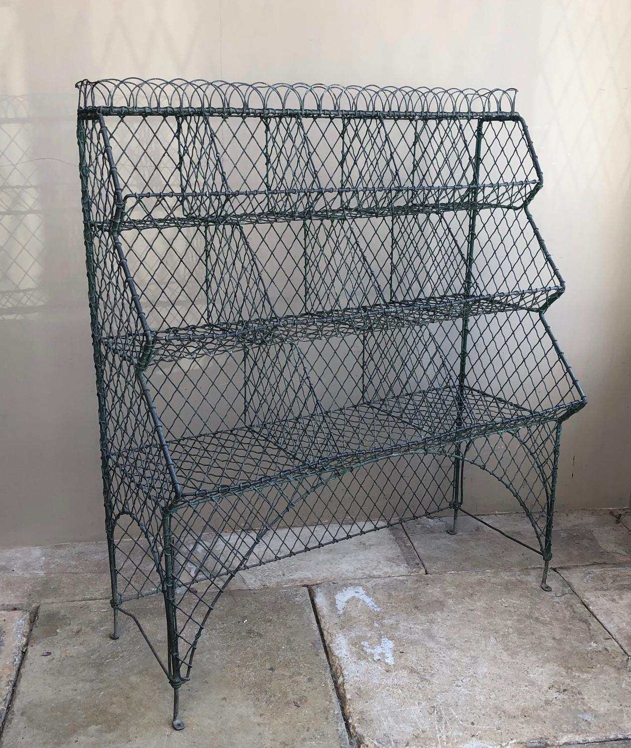 Victorian Wire Rack - WIRE Center •