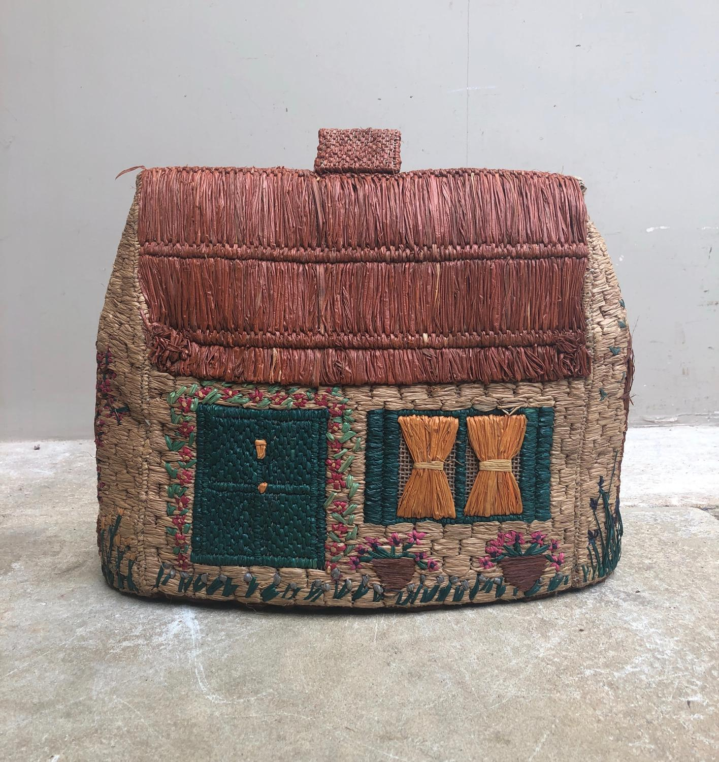 Superb 1930s Cottage Tea Cosy