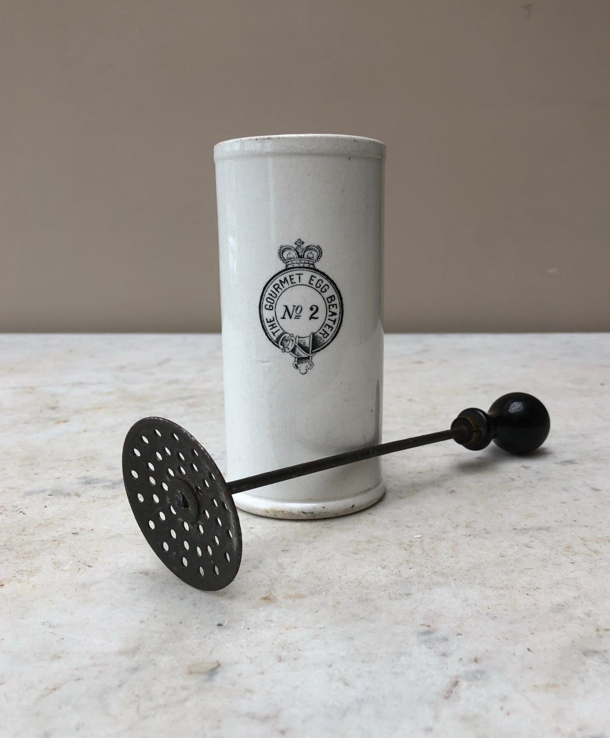 Edwardian Gourmet Egg Beater No.2