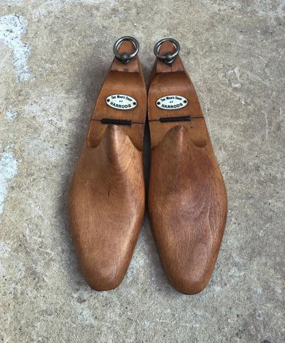 The Mans Shop at Harrods - Shoe Trees Size 8.5