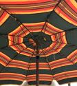 Superb Antique Travelling Garden or Beach Parasol - picture 10