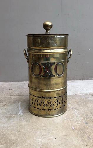 Rare 1930s OXO Drink Dispenser