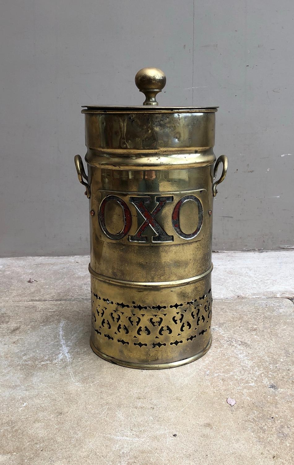 Rare 1930s OXO Drink Dispenser