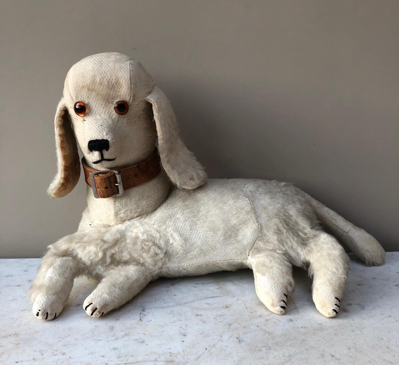 Early 20th Century Dog Pyjama Case