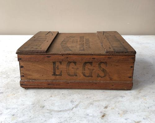 1930s Travelling Eggs Box - The Hammock - Dairy Outfit Co Ltd