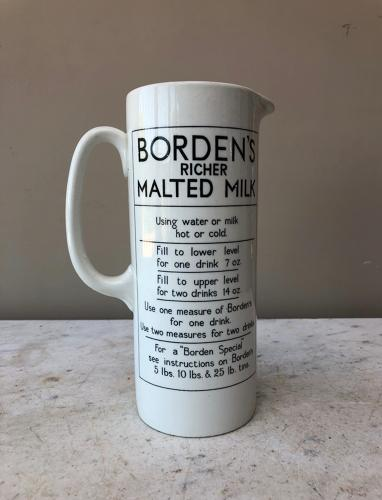 Edwardian Borden's Richer Malted Milk Mixer - Superb Condition