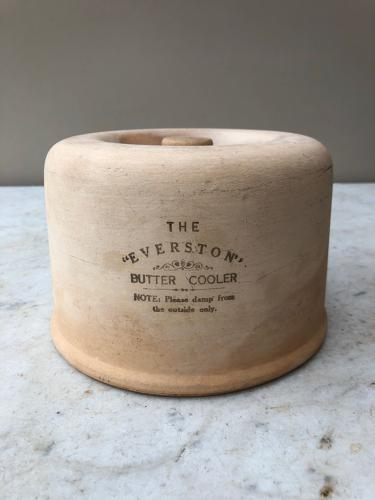 Early 20th Century  - The Everston Butter Cooler