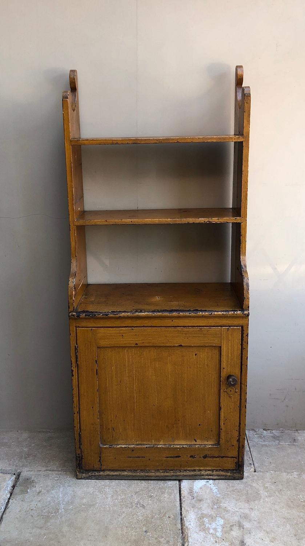 Victorian Pine Unusually Small Dresser - Original Paint