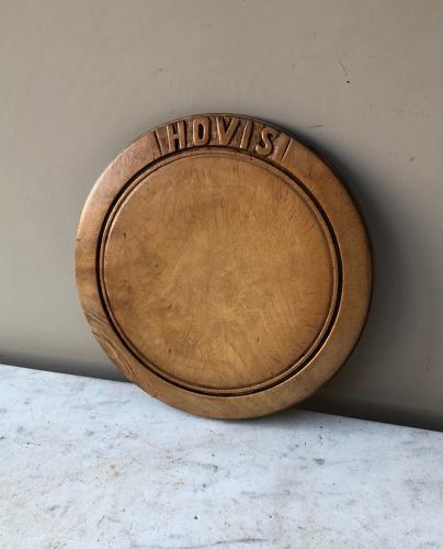 Rare Early 20th Century Advertising Bread Board - Hovis