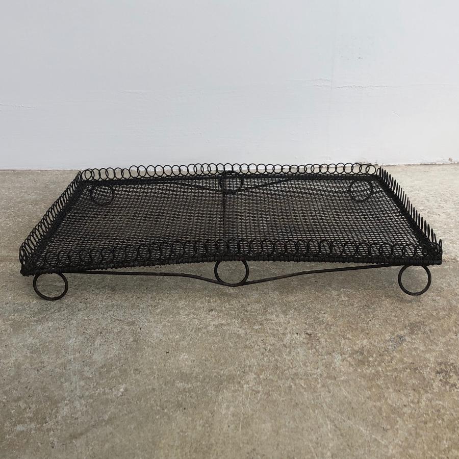 Victorian Wire Work Loop Top Cake Cooling Rack