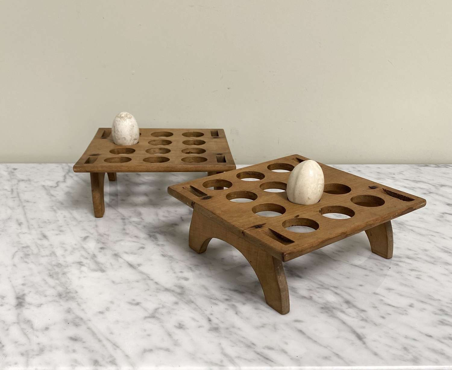 Early 20th Century Egg Rack - One For Sale