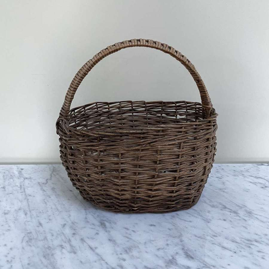 Antique Basket in Great Condition.