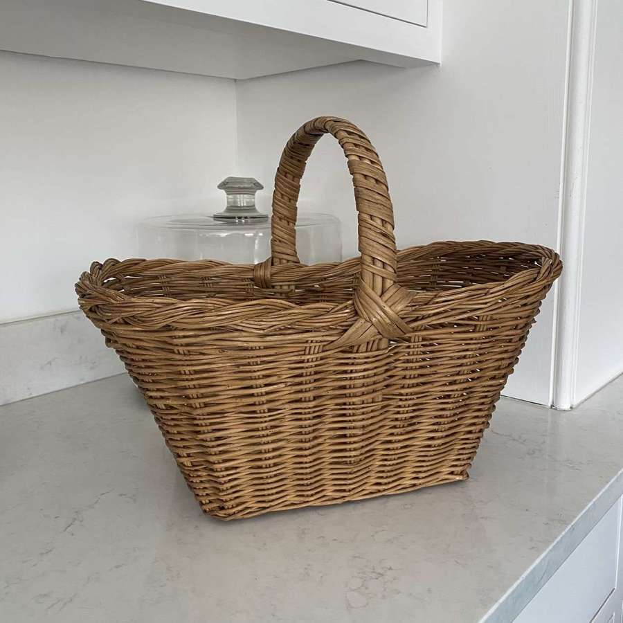 Antique Basket in Lovely Condition